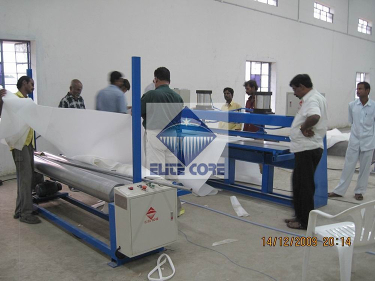 ECMT-118 Foam Sheets Jointing Machine