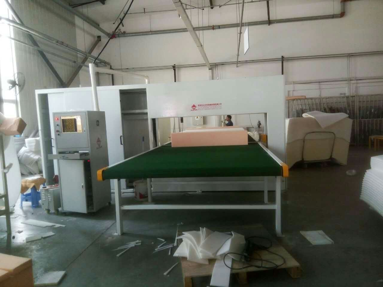 ECMT-112B CNC Contour Cutting Machine(Vertical Knife Type)